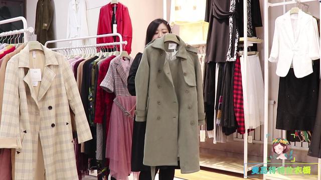版型时髦又便宜的风衣外套来了,天冷了穿它刚刚好,你还不心动吗