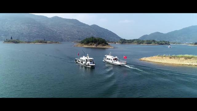 千岛之湖——黄石仙岛湖