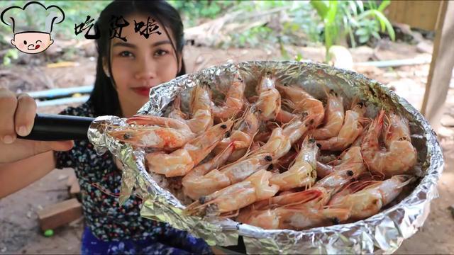 【步骤图】盐烤虾的做法_盐烤虾的做法步骤_烤_下厨房