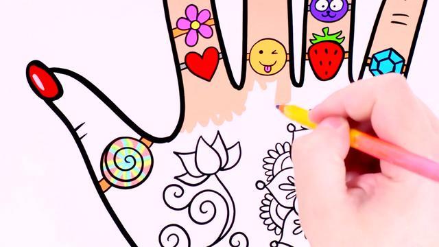 手怎么画?一步一步教你如何画好人物的手!_手机网易网