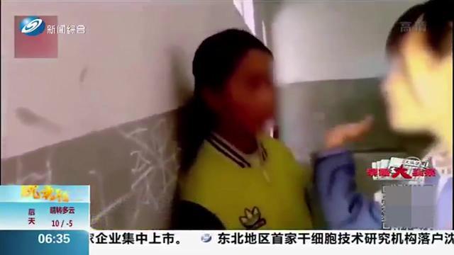 甘肃2名女孩被逼下跪,十秒内被掌掴14次,家属:打人者毫无悔意