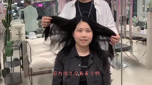 胖脸短发发型图片女