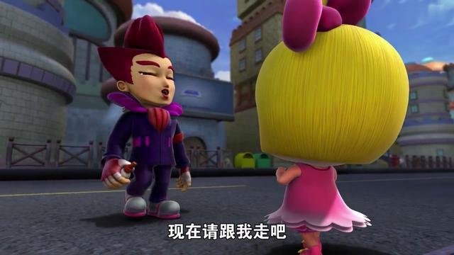 猪猪侠菲菲公主旧版