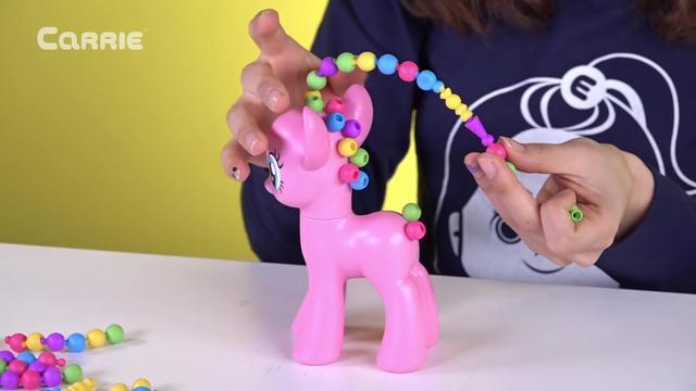 过家家亲子游戏 凯利的化妆工具 化妆盒 美妆儿童玩具盒