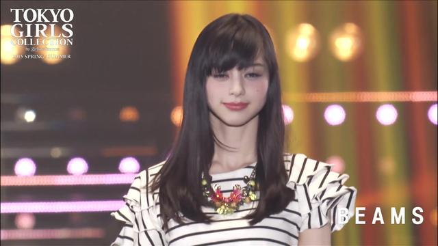 日本模特: 良 ローラ、中条彩未、emma、麻宮彩希、松井爱莉