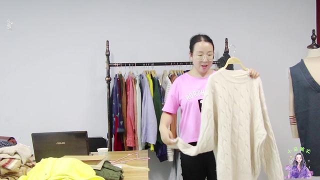 身材胖的女性如何穿?小朵推荐两款大码毛衣,宽松保暖还遮肉