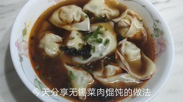 鲜虾肉馄饨怎么做_鲜虾肉馄饨的做法_月亮晶晶_豆果美食