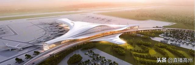 高州人,兴奋起来!粤西国际机场!实地拍摄化州机场大道新进展!