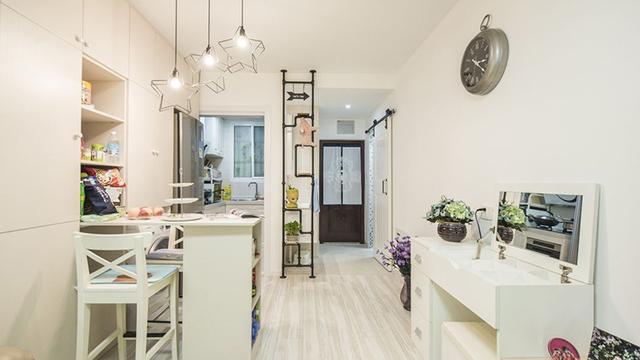 30平方单身公寓装修