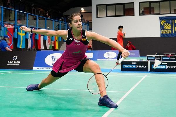 马林2:0战胜辛杜 三度加冕羽球世锦赛女单冠军