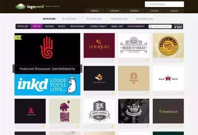 logo在线制作_设计外包_威客_免费标志征集-logo网设计平台