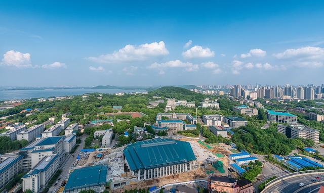 中国最美大学之武汉大学