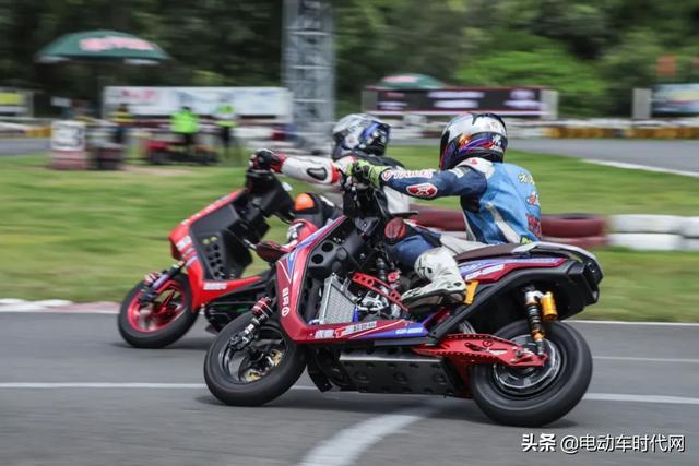 电摩之光 | 台铃虎贲斩获摩托车顶级改造赛事全国七强