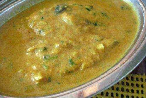 印度的食物