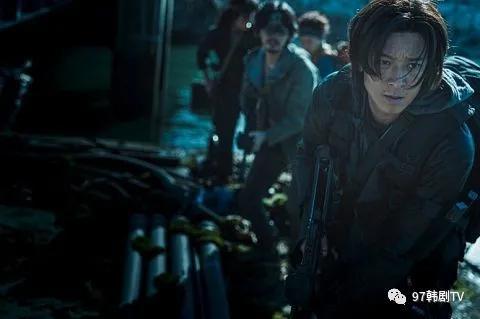 《尸速列车2:感染半岛》全球发威!全台首日票房超越第一集