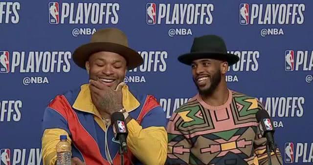我想在火箭退役!35歲的塔克公開示好哈登,並發出一個請求!-黑特籃球-NBA新聞影音圖片分享社區