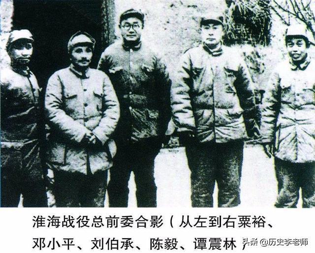 淮海战役手抄报素材