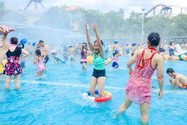 花海里的水上乐园!广佛周边不可错过的玩水胜地