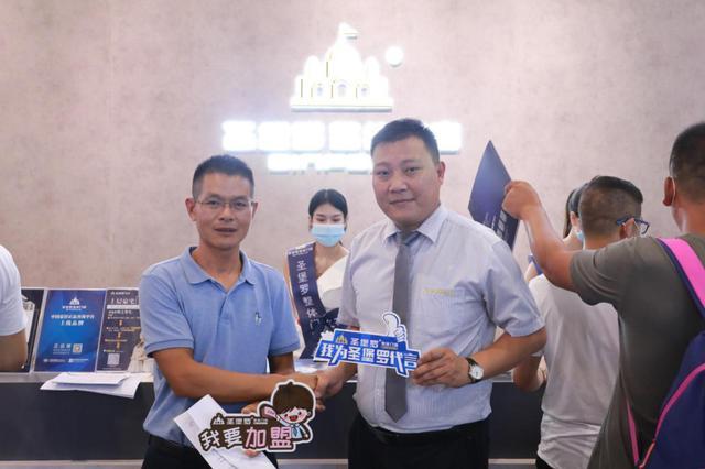 广州建博会回顾 | 圣堡罗名利双收,品牌强实力广受赞赏