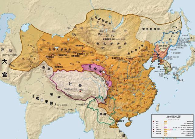 """1000年前,中日战争日本战败,成为中国的""""小弟"""",自豪"""