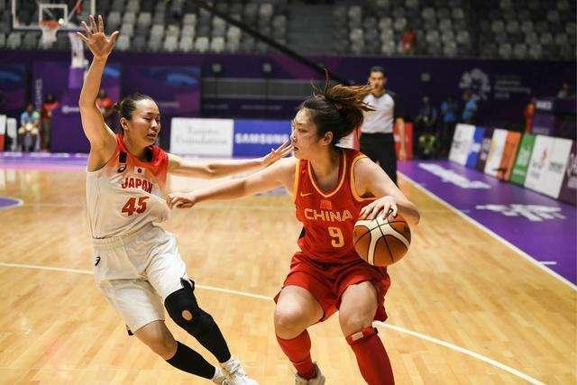 中国女篮全部比赛