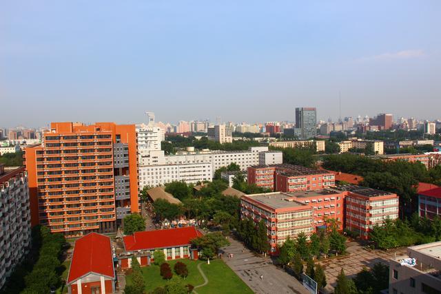 中国地质大学北京宿舍