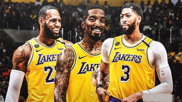 禿曼巴Caruso喊話神經刀!角色球員的「鬥爭」開始了,這是湖人最想看到的!-黑特籃球-NBA新聞影音圖片分享社區