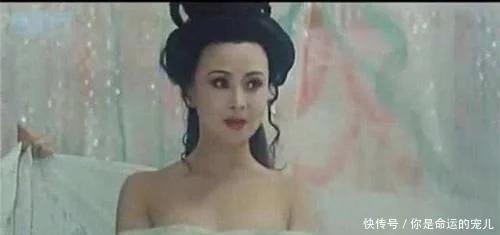 杨玉环遇见飞天图片