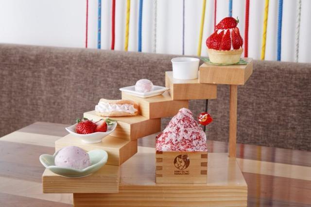 这五种饭后甜点的种类,你会选择哪种当做饭后甜点呢