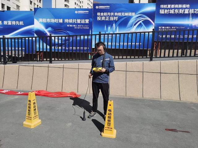 管畅科技西宁中油燃气公司燃气PE管道定位仪GPPL培训之旅
