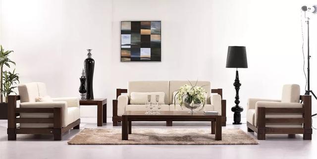 木質家具的九種搭配方法,趕快收藏