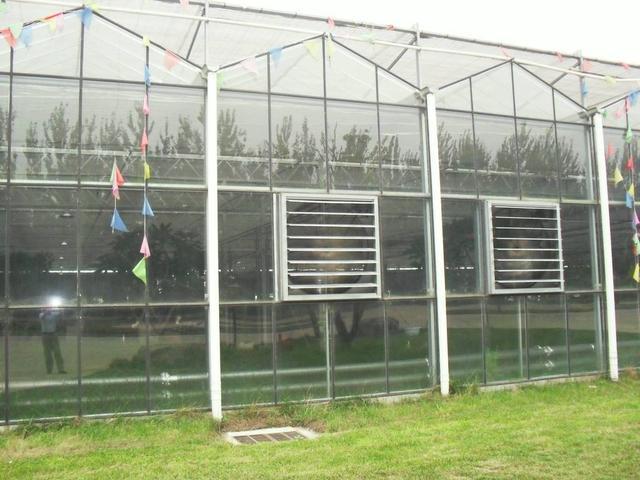 猪场水帘风机图片
