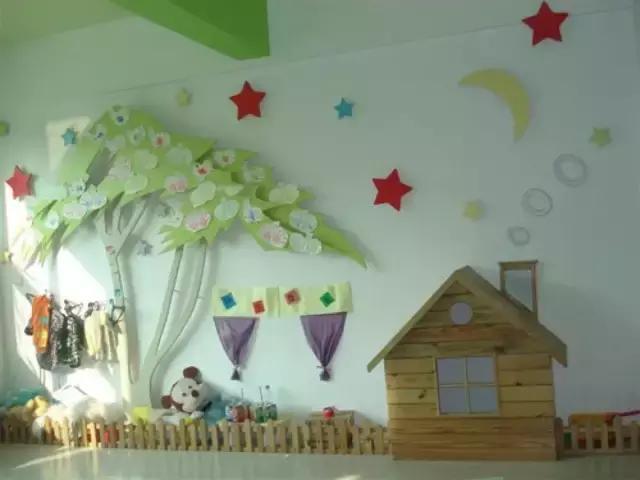 【图】幼儿园教室区域角布置图片展示 七点告诉你要注意什么_...