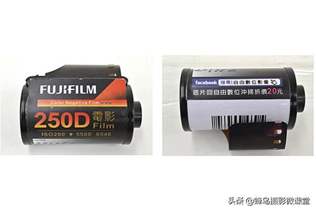山寨货富士胶卷 | 假冒彩色胶卷底片富士大量流入市场