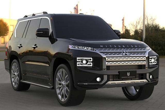 三菱汽车推出新款SUV,誓要在中国市场崛起?你会为这款车买单么