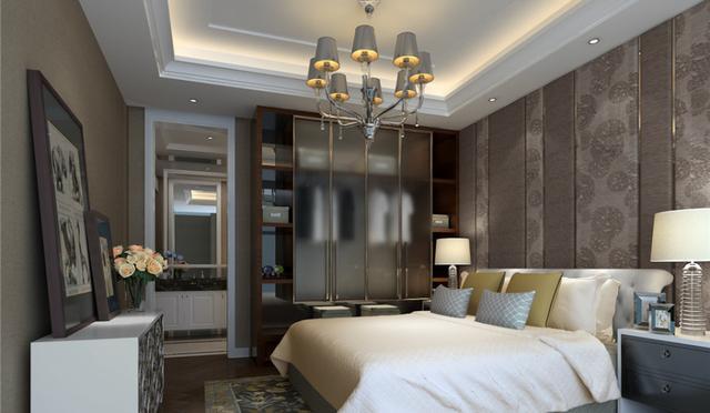 尚层装饰600平新中式风格别墅装修案例赏析-美到骨子里的中国风