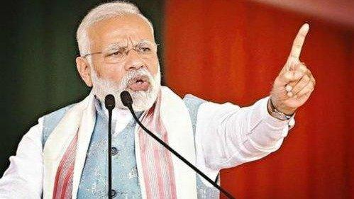 """莫迪政府穷兵黩武之际,印度却爆发疫情危机,印高官""""中招""""了"""