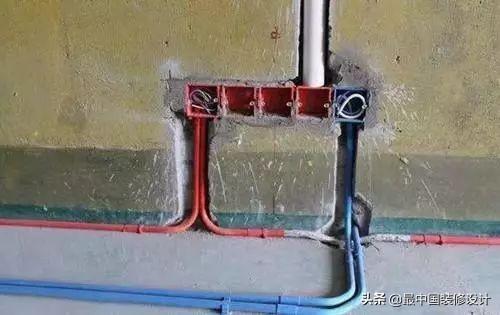 正规水电安装图