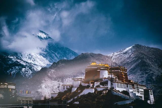 西藏100张照片