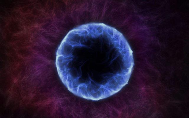 在60年前科学家把这种特征称为黑洞无毛