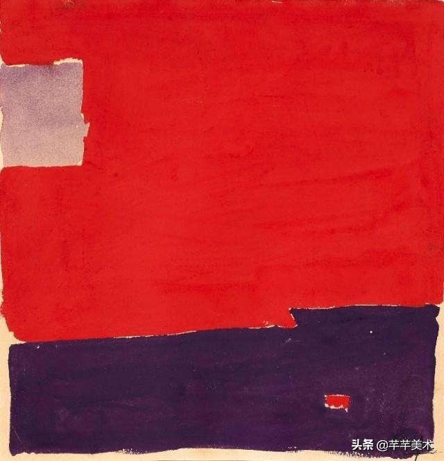 抽象油画作品欣赏_学习啦在线学习网