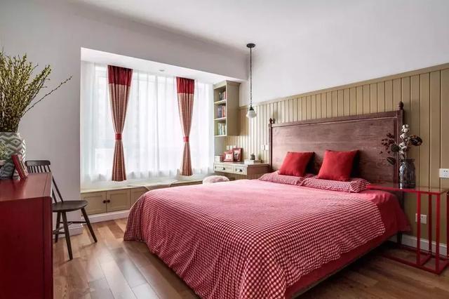 15款飘窗装修效果图,不是只有卧室才能这样装!