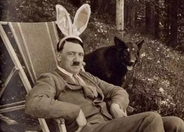 """希特勒生前有""""3不碰"""",95后全部中招,戒掉一样都难上青天"""