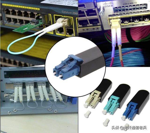 兼容华为光纤光模块:MPO回路器单多模