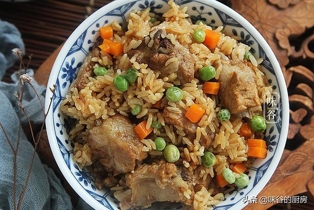 家人三天两头馋这美味,做法简单,饭菜一锅出,连吃一周都不腻