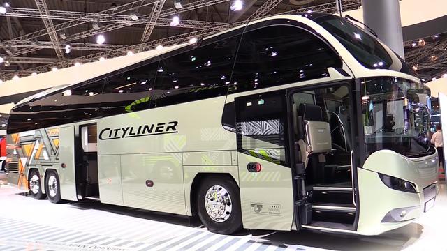 2019款德国尼奥普兰-Cityliner L 大型豪华巴士,内饰堪比房车