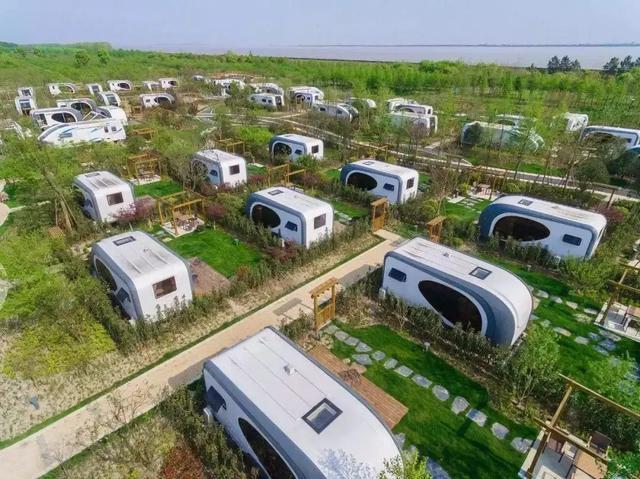 房车旅行的好帮手——房车营地应当这么建!