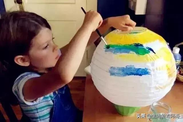 DIY创意中秋灯笼,超简单!_手机搜狐网