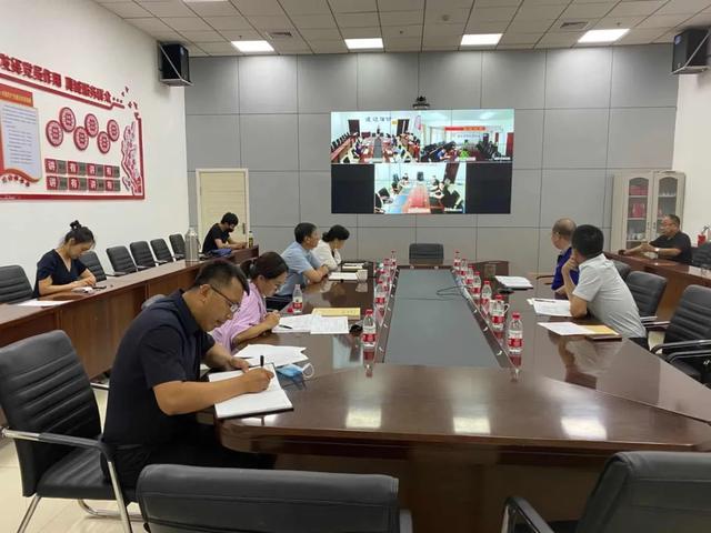 通辽市信访局召开省级领导包案化解信访事项调度会