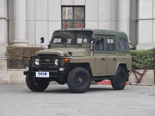 北京jeep新款8万元suv